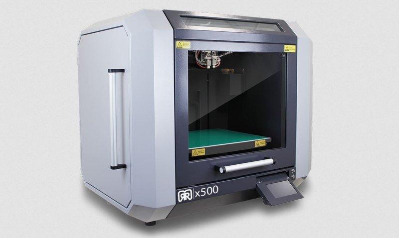 3D-Drucker »x500«. Bild: German Reprap