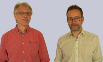 Dipl.-Ing. Robert Heller (li.) und Christian Stecker (re.) in neuen Führungspositionen (Bild: Weiss).