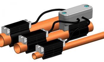So könnte ein Rohranlegefühler in einer Variante der digitalen Freiform-Multisensorik aussehen (Bild: Jumo).