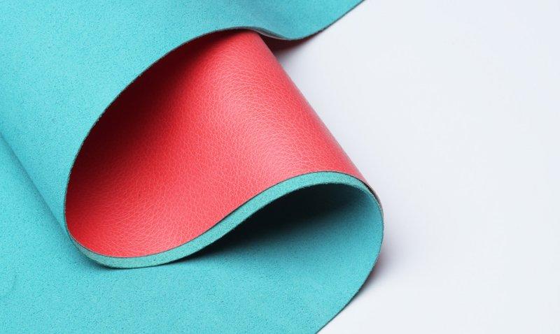 Der Nylonanteil des hochwertigen Kunstleders besteht zu 100 Prozent aus recycelten Wertstoffen (Bild: Kuraray).