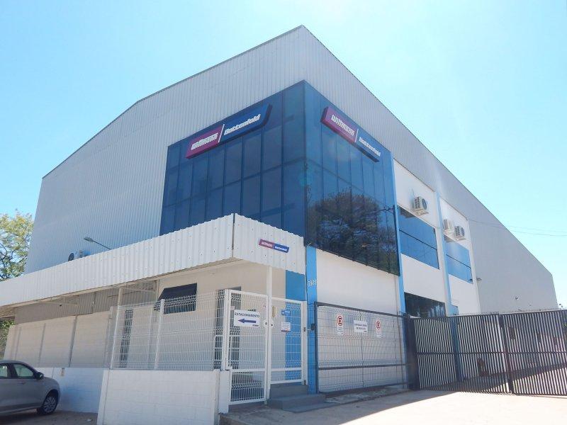 Das neue Gebäude wurde im August bezogen (Bild: Wittmann Battenfeld).