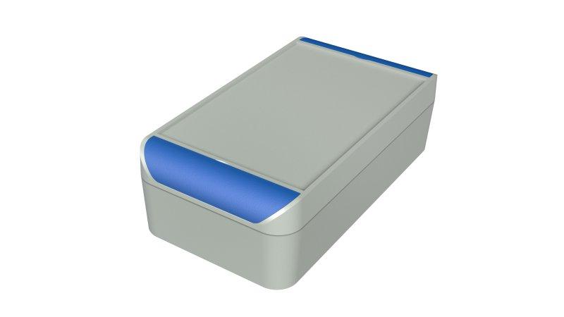 Gehäuse mit blauer Kennzeichnung sind z. B. für Wasserstandmelder oder Wasserlecksuchgeräte geeignet (Bild: Rolec).