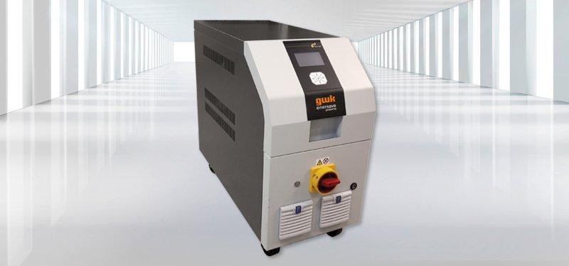 Die neuen, hocheffizienten Temperiergeräte sollen bis zu 50 % Energiekosten einsparen (Bild: gwk).