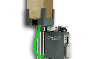 Das kompakte Dosiersystem ist für die Umstellung von Masterbatch auf den Einsatz von Flüssigfarben geeignet (Bild: HNP).