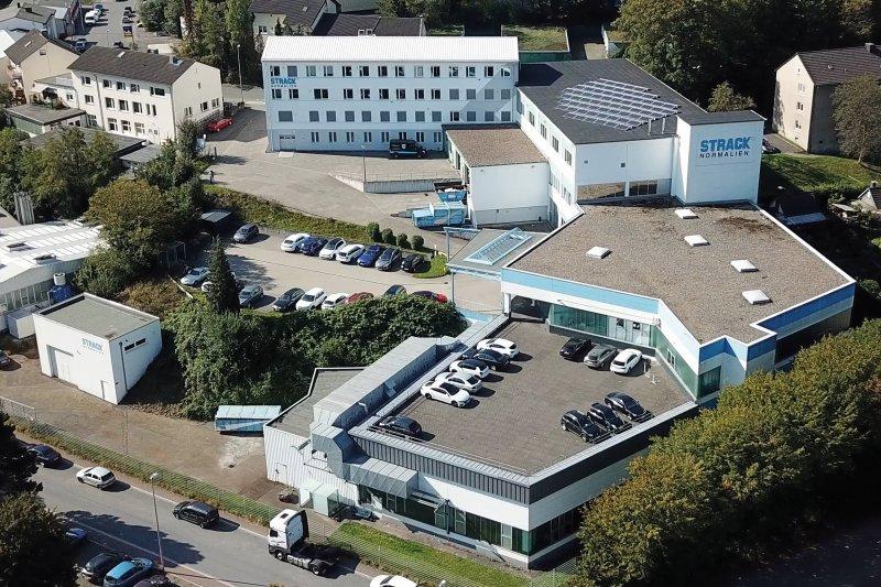 Das Unternehmen wurde mit Normalien für die Stanz- und Kunststoffindustrie groß (Bild: Strack Norma).