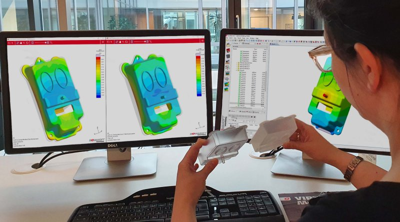 Die neue Version der Simulationssoftware bietet wieder einige Neuerungen (Bild: Sigma Engineering).