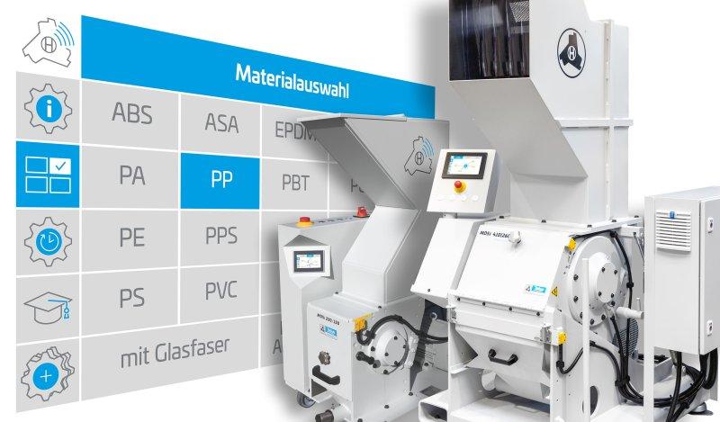 Die Ausstattung der Mühlen mit digitaler Steuerung trifft einen lange bestehenden Bedarf der Branche (Bild: Hellweg).